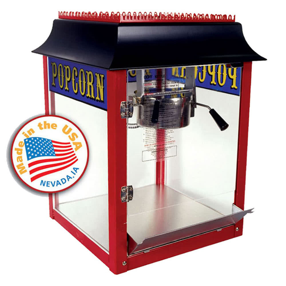 1106910 6 oz. 1911 Original Popcorn Machine by TableTop king