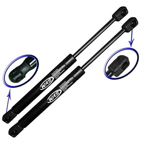 Two Rear Trunk Lid Gas Charged Lift Supports For 06-08 Audi A4 Sedan & A4 Quattro Sedan, 05-08 A6 Sedan & A6 Quattro Sedan, 07-08 RS4 & S6 Sedan, 04-08 S4 Sedan. WGS-352-2 Audi A6 Quattro Rear Door