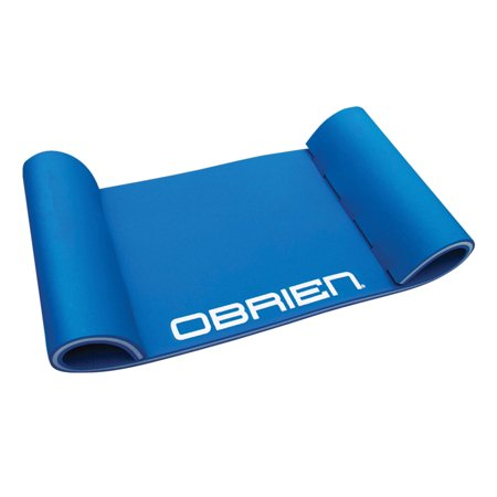 OBrien Water Hammock 78x24 Pool or Lake Floating Lounge Pad Mat, Blue (2 - Floating Pad