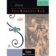 Selections from the Notebook for Anna Magdalena Bach, Intermediate : Original Keyboard Classics