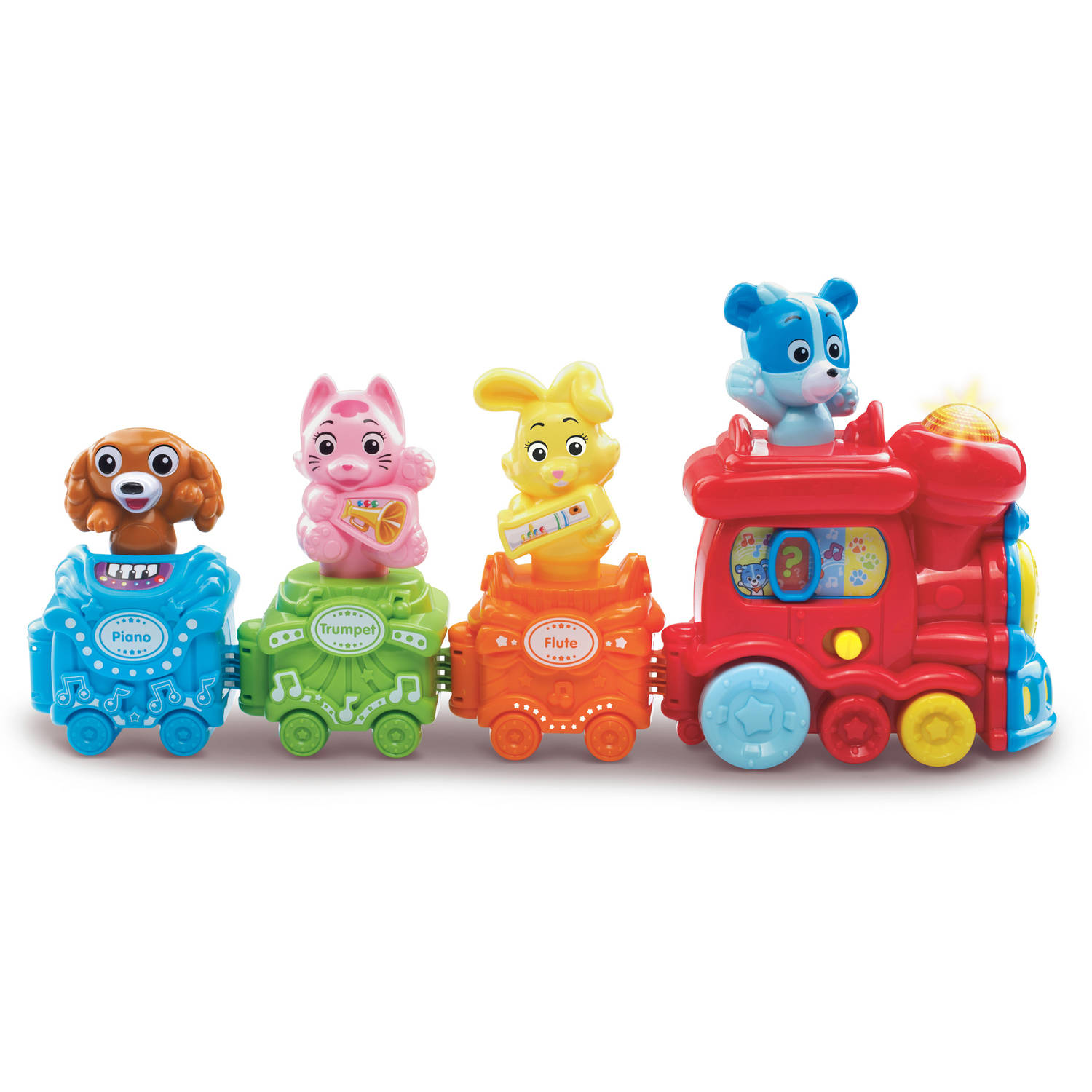 VTech Connect & Sing Animal Train by VTech