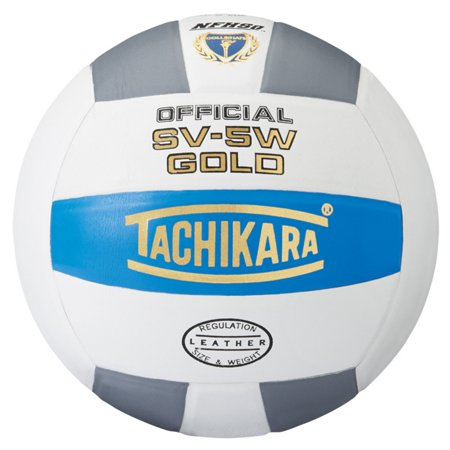 Tachikara Sv 5W Leather Volleyball (5w Paging Horn)