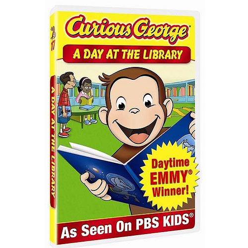 Curious George: A Day At The Library (Widescreen)