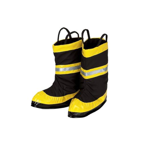 Child Fire Chief Boots Aeromax FCB, Large