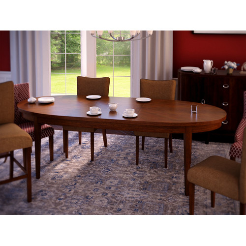 Bloomsbury Market Romane Extendable Dining Table