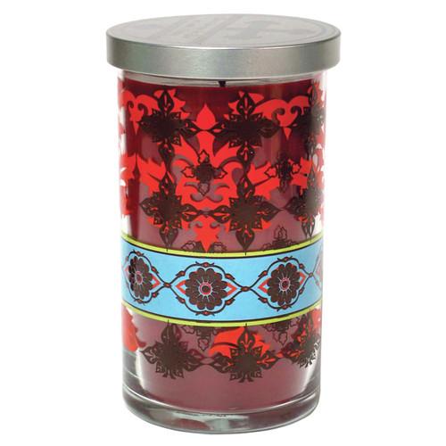 Acadian Candle Rose Petals Designer Candle