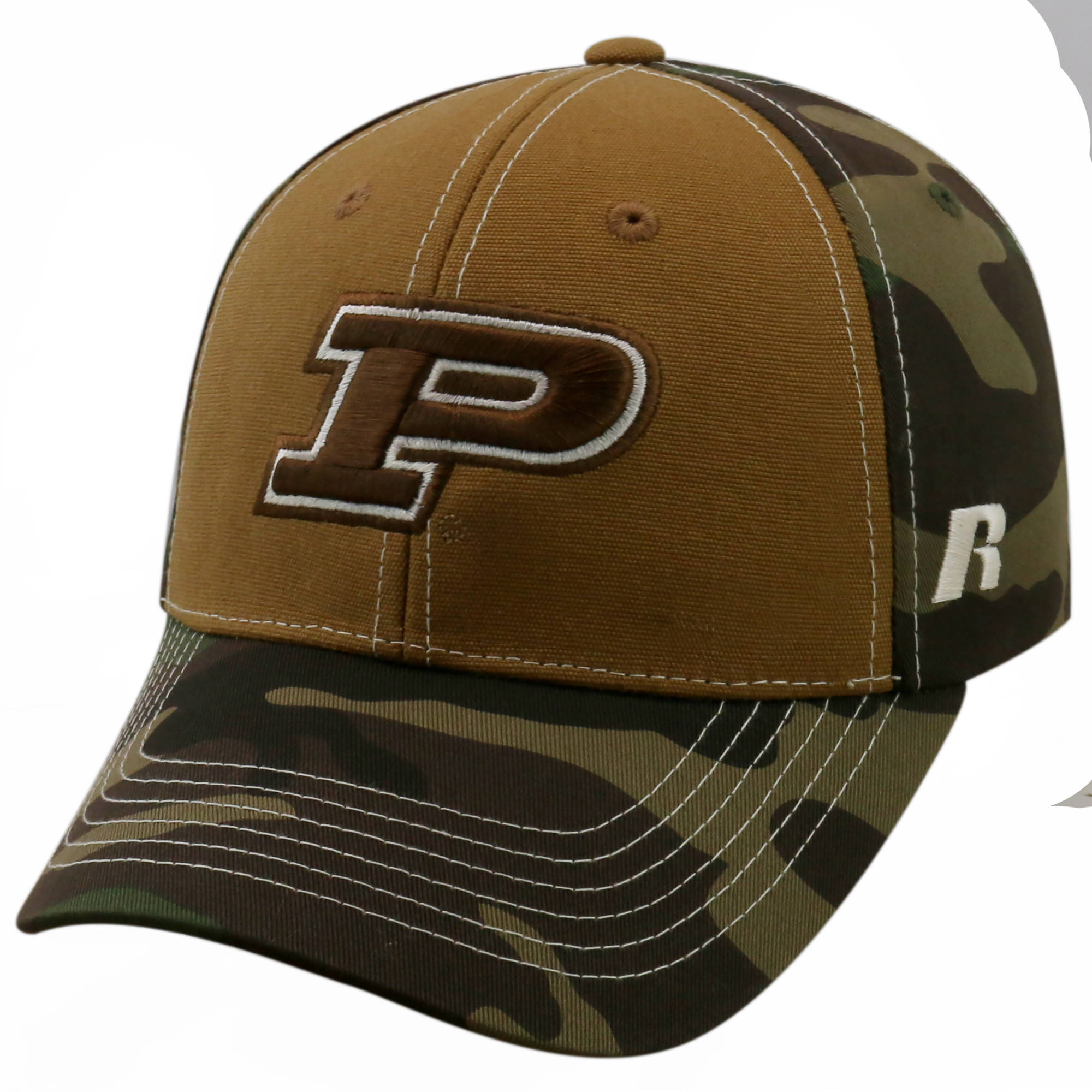 new style 87901 fa578 ... cheapest university of purdue boilermakers mossy baseball cap 65c5d  78151