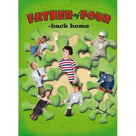 College Home Field Advantage - Father of Four: Home Field Advantage POSTER Movie B Mini Promo