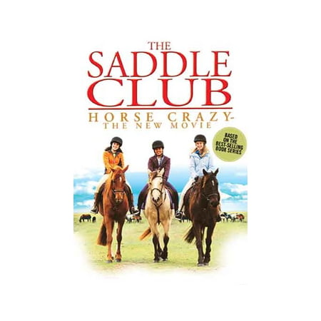 The Saddle Club: Horse Crazy (DVD)