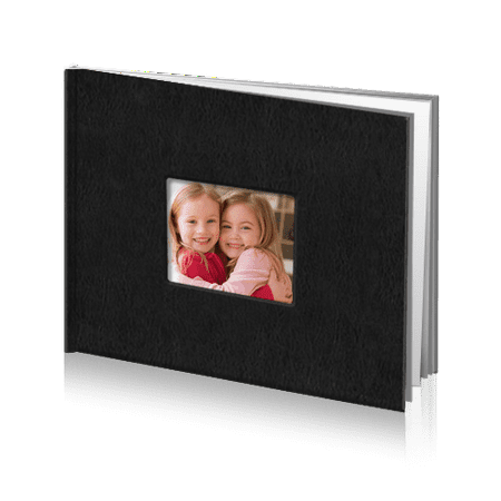 5x7 Leather Cover Photo Book ()