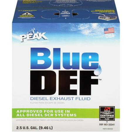 Afe Diesel Exhaust - BLUEDEF Diesel Exhaust Fluid, 2.5 gal