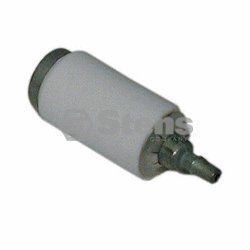 # 610381 Fuel Filter for POULAN 530-095646, POULAN 530-014362, POULAN 530-09564, Sold on Walmart By Silver Streak From USA ()