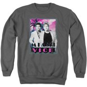 Miami Vice Gotchya Mens Crewneck Sweatshirt