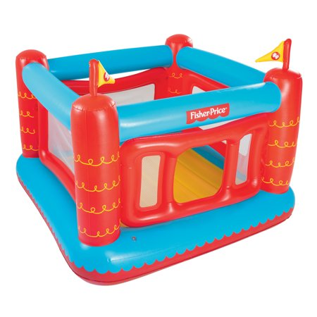 "Fisher-Price 69"" x 68"" x 53"" Bouncetastic Bouncer"