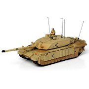 Forces of Valor U.K. Challenger II (1:72nd Scale) Multi-Colored