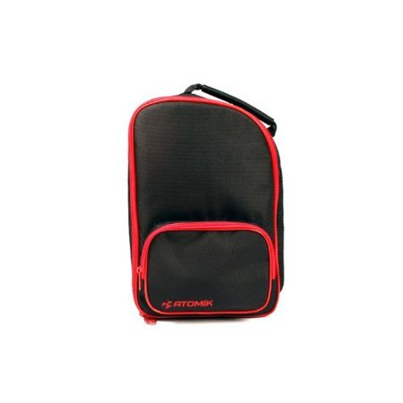 Radio Remote Control Transmitter - Atomik RC Radio Bag Transmitter Case Red/Black