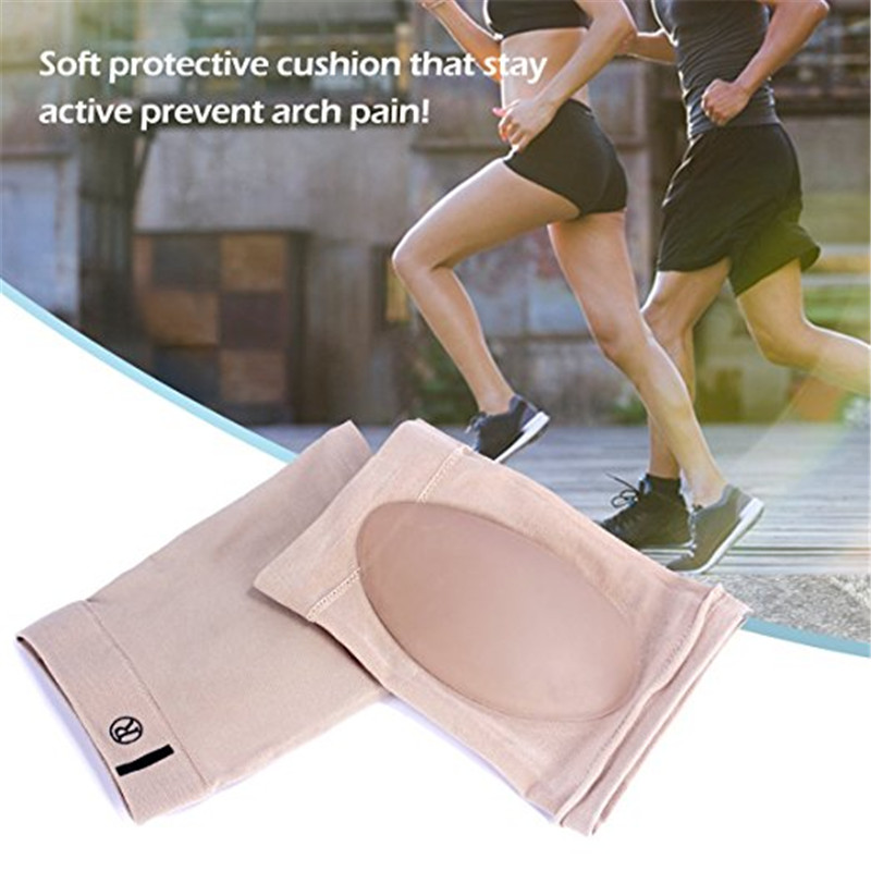 WALFRONT Plantar Fasciitis Insole Pads,Foot Heel Pain Relief Plantar Fasciitis Insole Pads & Arch Support Shoes Insert