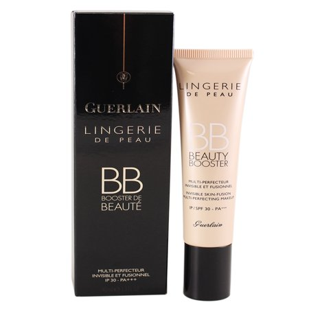 Guerlain Lingerie De Peau Bb Beauty Boster Bb 4 Medium 1.3 Oz / 40 Ml for Women by Guerlain