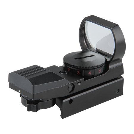 Excelvan Red & Green Illuminated Dot Laser Sight (Best Xdm Laser Sight)