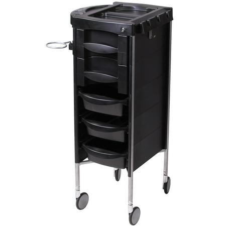 Salon Beauty Equipment Hair Storage Trolley Cart TR-60 (Saleen Truck)