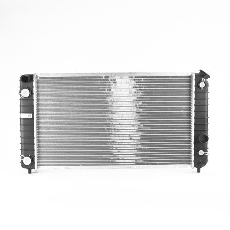 1994 Oldsmobile Bravada Radiator - TYC 1826 1-Row Plastic Aluminum Radiator for GMC SONOMA| BRAVADA| ISUZU HOMBRE