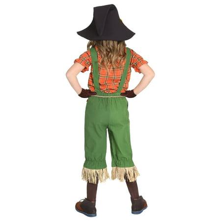 Scarecrow Girls Costume - image 1 of 3