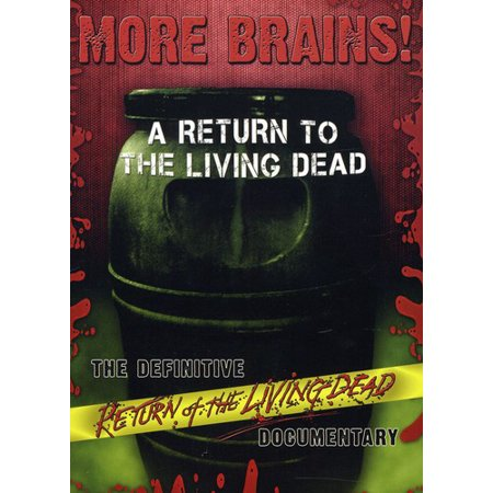 More Brains!: A Return to the Living Dead (DVD) (More Brains A Return To The Living Dead)