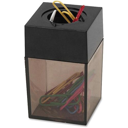 (4 Pack) Sparco Magnetic Paper Clip Dispenser