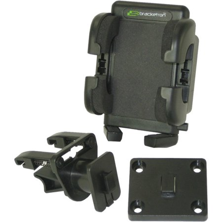 Gps Device Holder - Bracketron PHV-202BL Grip-iT GPS & Mobile Device Holder