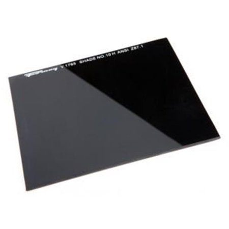 Industries Inc 57052 Welding Lens No 10 Shade - 4.5 x 5.25 in. ()