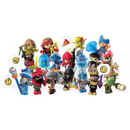 Mega Construx World Mini Heroes (Styles May - World Manga
