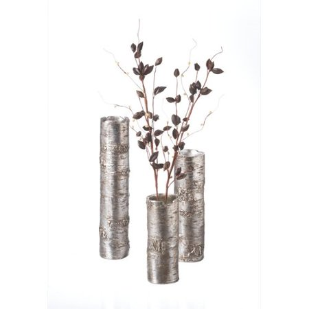 CBK 3 Piece Table Vase Set](Candy Table Vases)