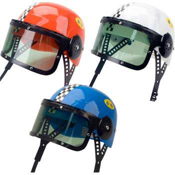 Racing Helmet (each) - Party Supplies - Racing Party