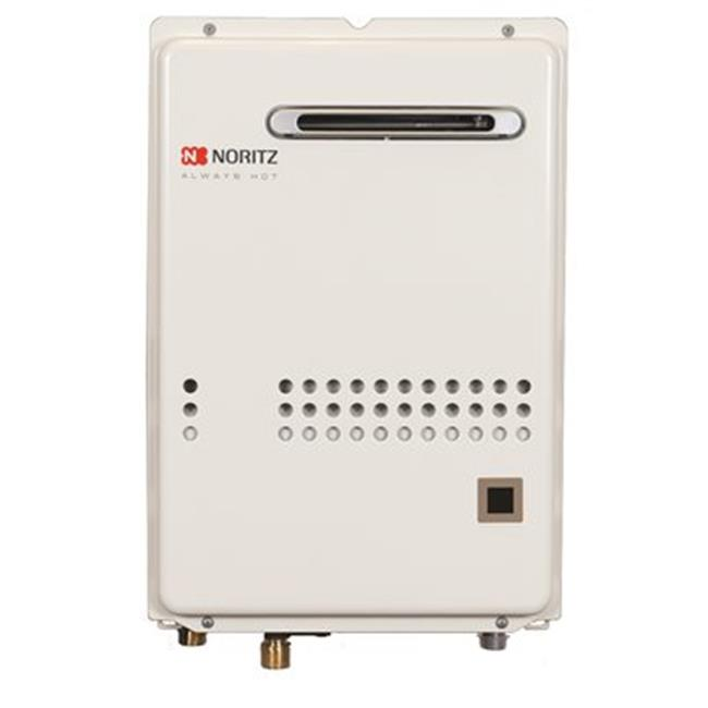 Noritz- Outdoor Propane Tankless Water Heater  120 000 Btu  5.0 Gpm
