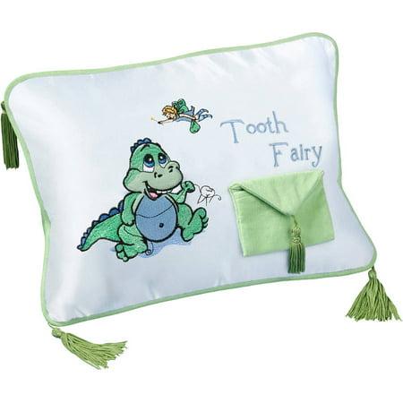 Lillian Rose  Dinosaur Tooth Fairy Pillow
