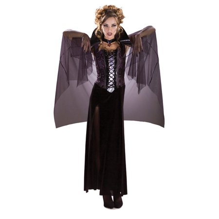 Adult Midnight Vampira Costume Rubies 888411