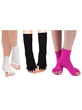cbedc157f22 Product Image Therapy Alignment Toe Socks