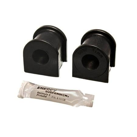 Energy Suspension 05-07 Scion tC Black 21mm Front Sway Bar Bushing Set