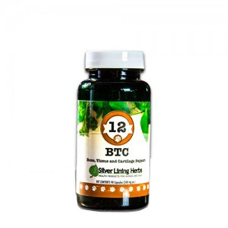 Silver Lining Herbs - Silver Lining Herbs k12c BTC 12 BTC Bone  Tissue and Cartilage Support