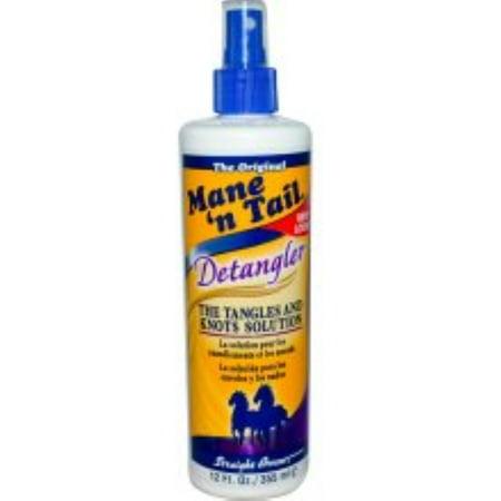 Mane 'N Tail Detangler 12 Fl Oz Spray Bottle