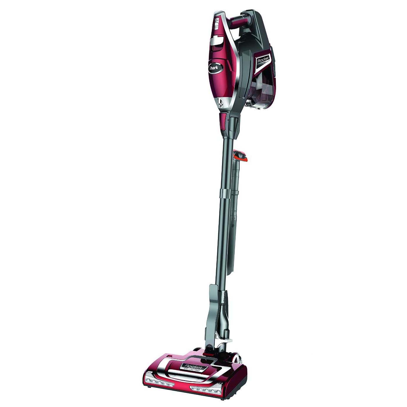 Bed bath and beyond vacuum cleaner - Shark Rocket Ultralight Vacuum Rotator Lift Away Red Certified Refurbished Walmart Com