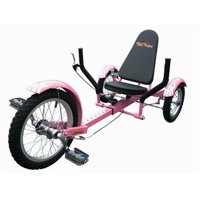 Mobo   Ultimate Three-Wheeled Cruiser - Pink