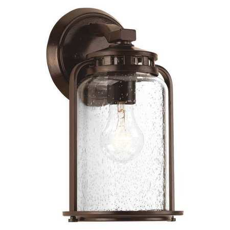 PROGRESS LIGHTING Med Wall Lantern,1-100W P6043-20