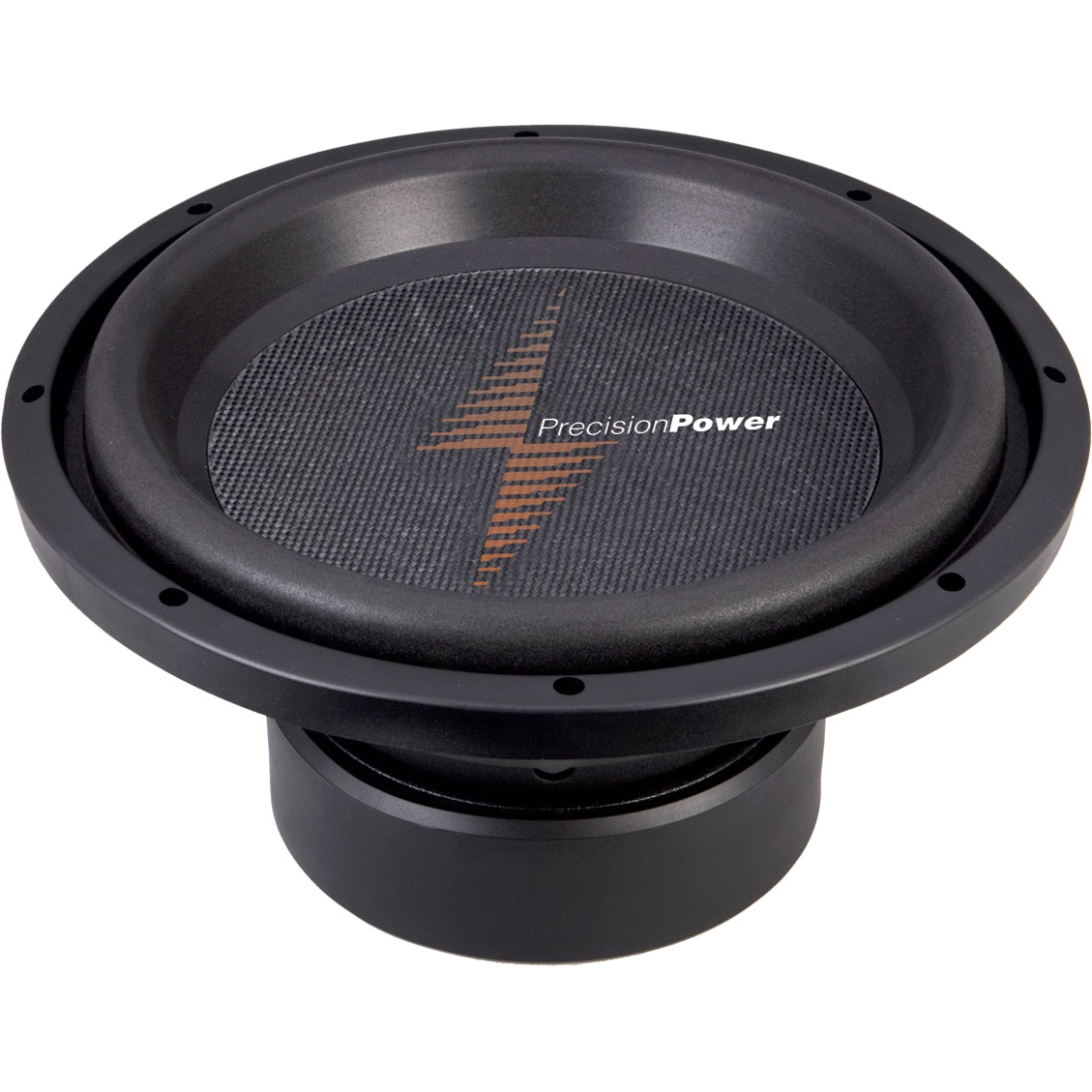 "Precision Power PH-10 Phantom Series 2.5"" DVC 2Ω Subwoofer, 10"", 700 Watts"