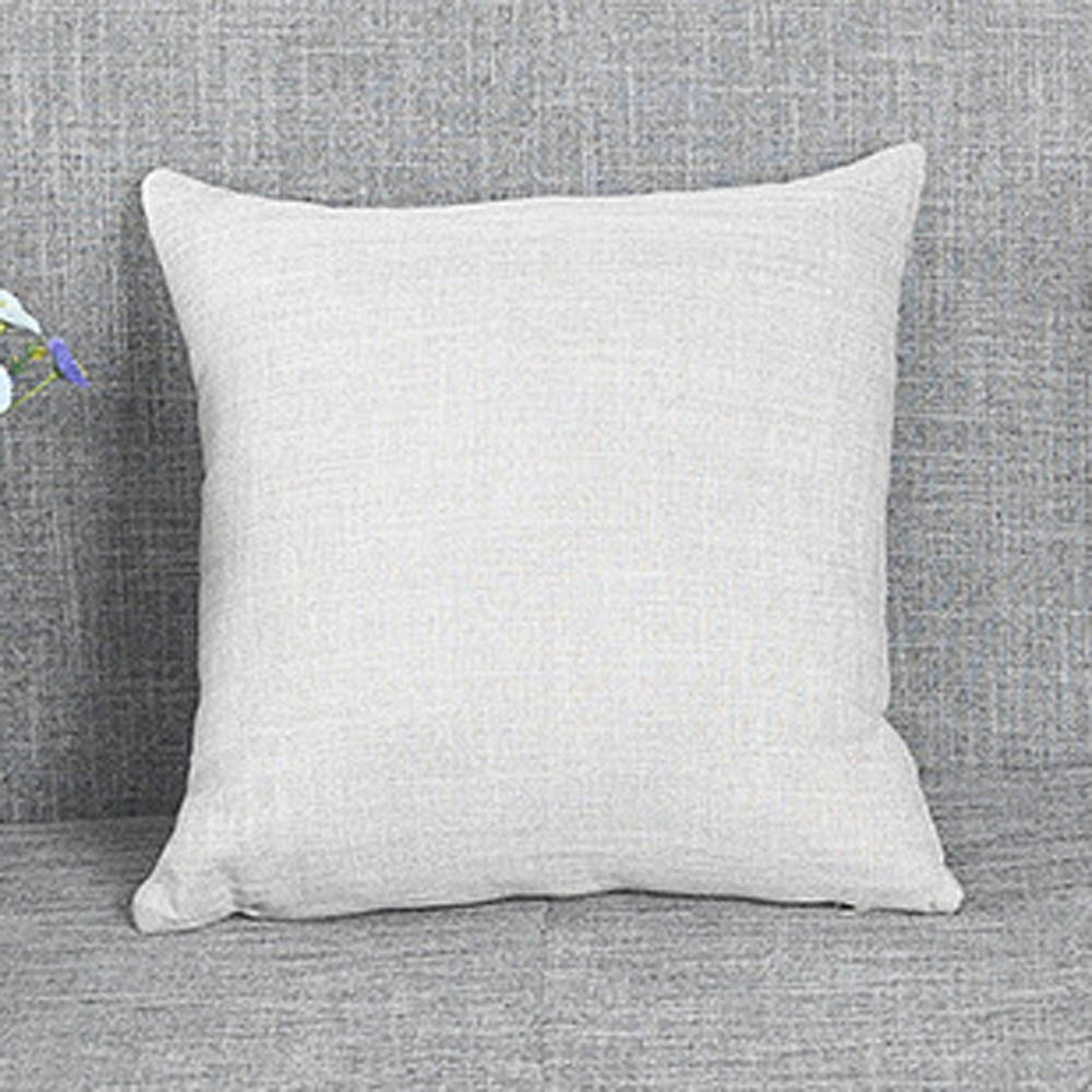 Fashion Simple Solid Color Throw Pillow Case Cushion Cover Cafe Home Decor