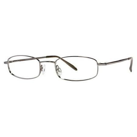 ALTAIR Eyeglasses A104 002 Gunmetal 50MM - Walmart.com
