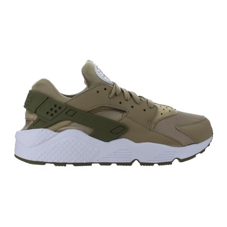 the latest 6bbd7 b1682 Nike - Mens Nike Air Huarache Khaki Medium Olive White 318429-200 -  Walmart.com