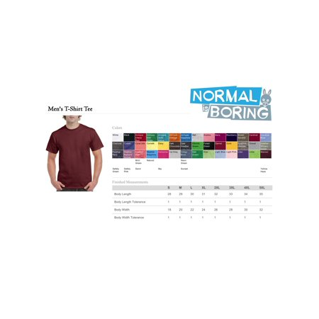 ab01d3468e Normal is Boring - Lung Cancer Awareness Men Shirts T-Shirt Tee ...