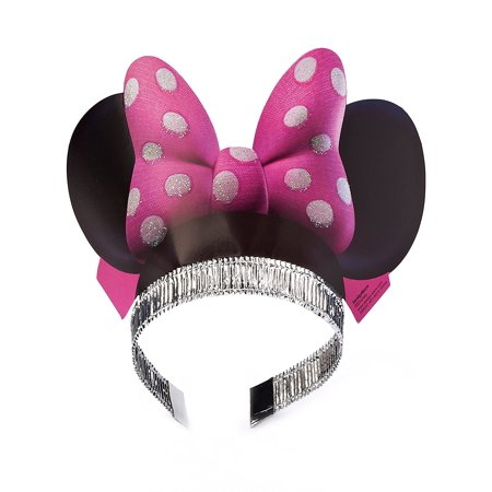 Minnie Mouse Bow-Tique Party Headbands, 8ct - Minnie Mouse Pinatas