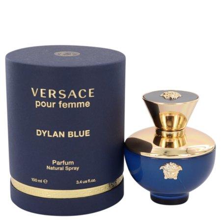 Versace Pour Femme Dylan Blue by Versace Eau De Parfum Spray 3.4 oz for Women